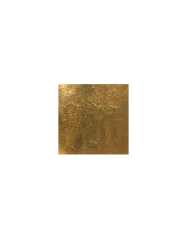 Feuille d'or imitation couleur (2.0 ou 2.5) 14 cm x 14 cm